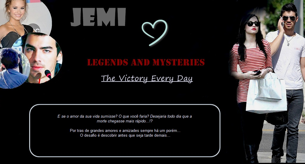 Jemi - Legends and Mysteries