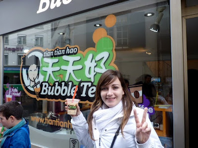 Bubble Ice Tea in Basel