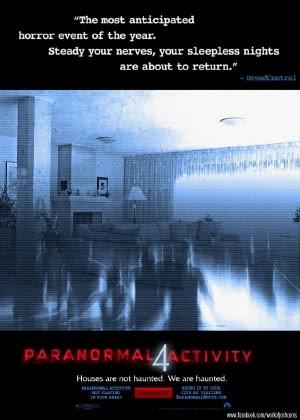 Phim Hiện Tượng Siêu Linh 4 - Paranormal Activity 4