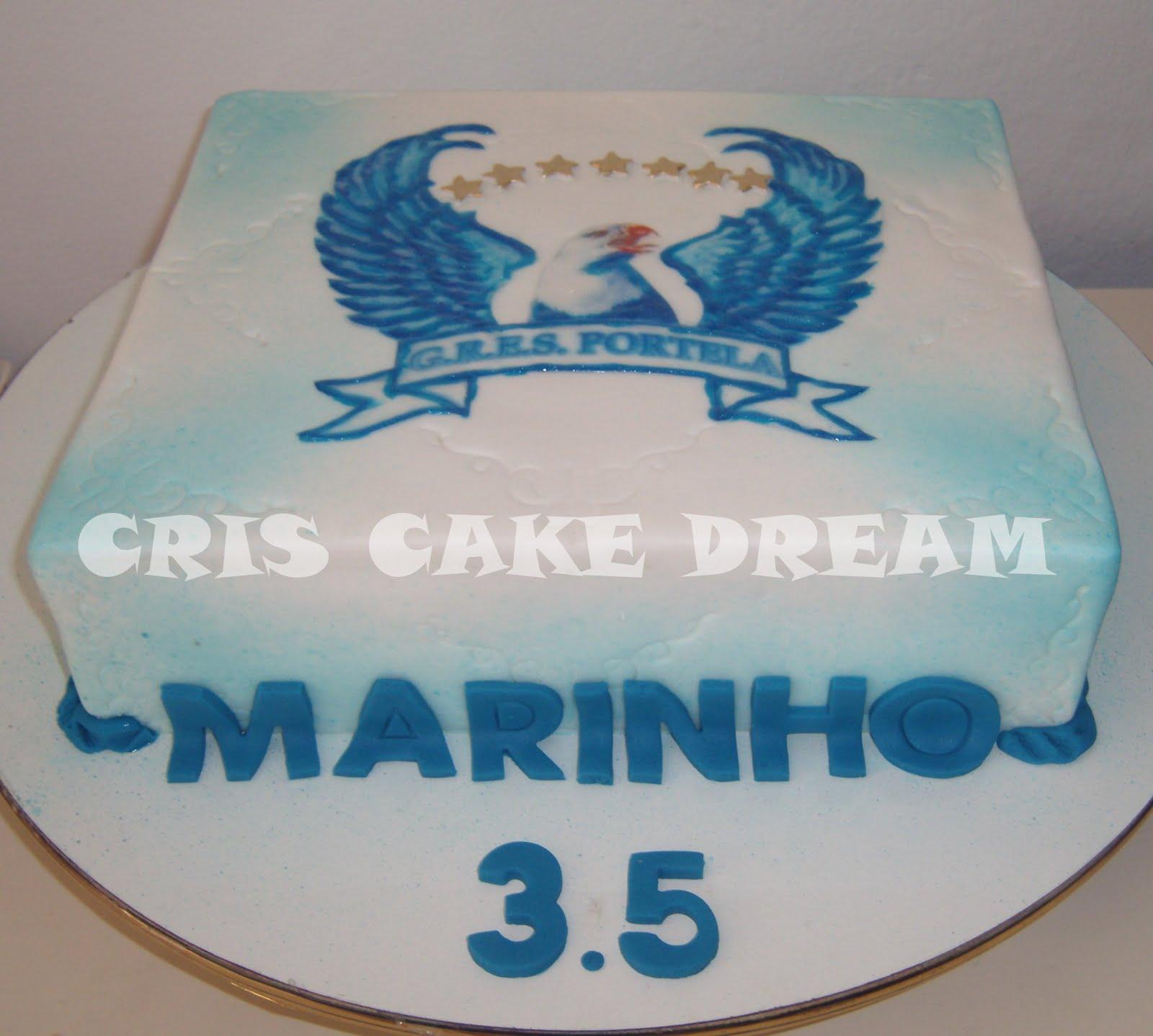 Palhares Cake
