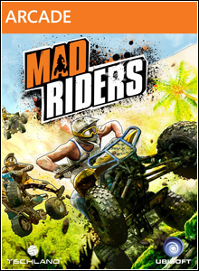 Download Jogo Mad Riders PC FullRip Black Box 2012