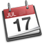 Sync our public calendar to your Apple device. Click here and enter the link into iCal