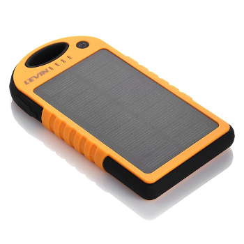 Solar Powered Portable charger - Levin portable solar charger