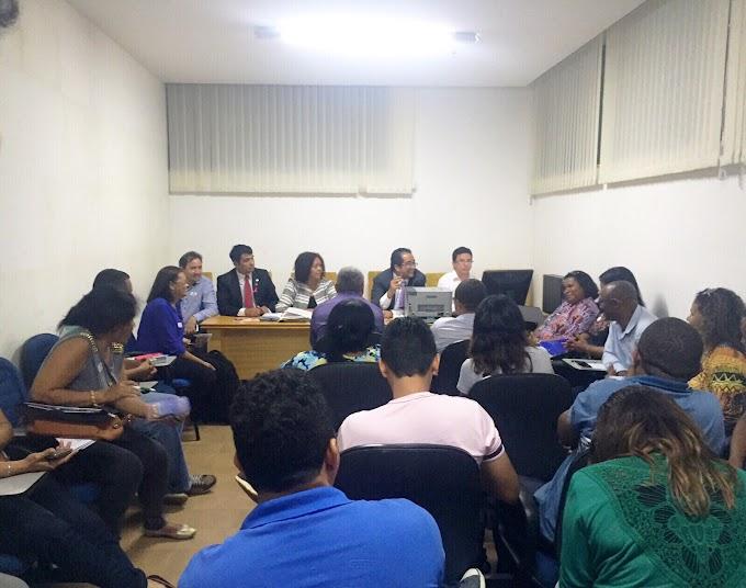 Deputado Wellington participa de audiência no Ministério Público e defende a anulação da eleição dos conselheiros tutelares em São Luís