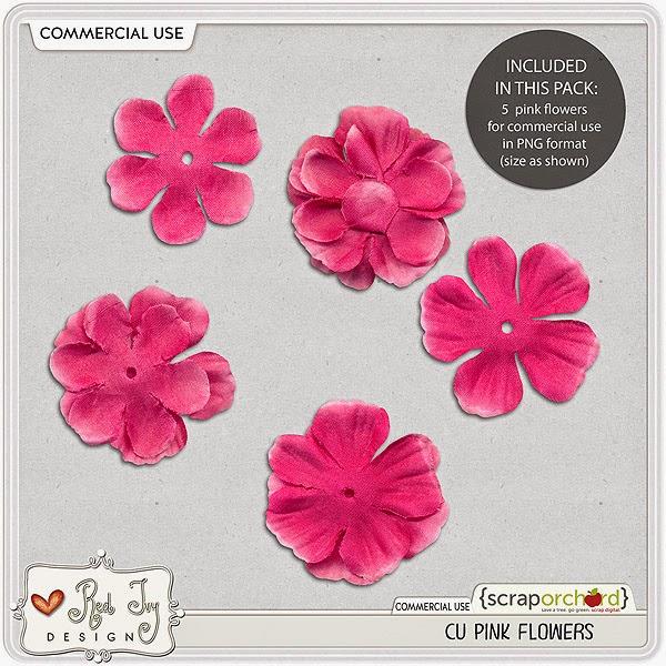 http://scraporchard.com/market/CU-Pink-Flowers-Digital-Scrapbook.html