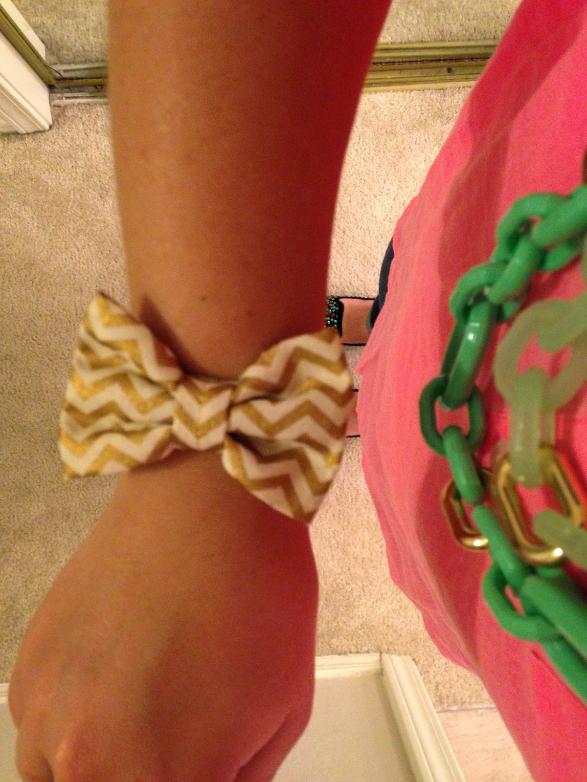 And We Have a Winner…{B. Ivy Bow Bracelet}
