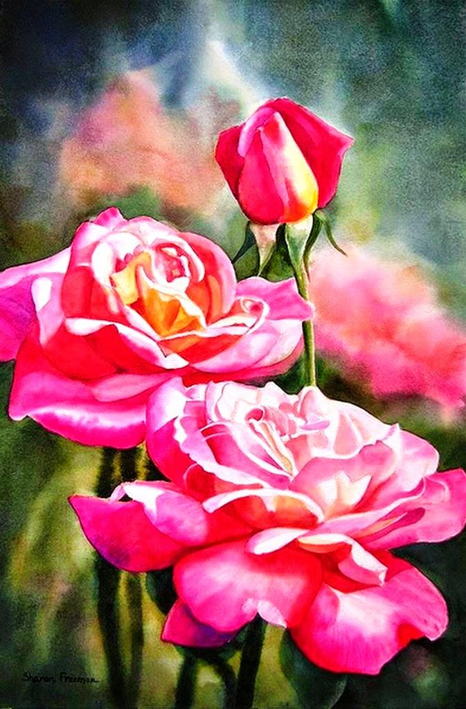 cuadros-de-rosas-pintura-bodegones