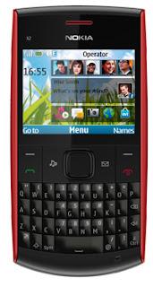 Firmware Nokia X2-01 RM-709 V8.71