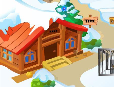 Play GamesNovel Winter Goat Es…