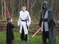 Kijiji Jedi Training Camp Fredericton