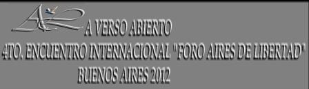 Antología Aires de Libertad