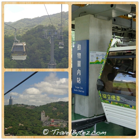 Maokong Gondola Taipei Zoo Cable Car Station