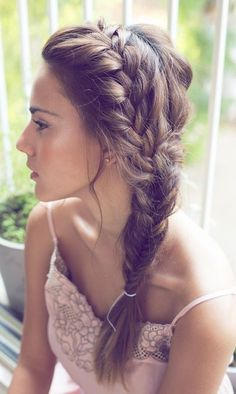 Tresse Cheveux Courts For Party Look