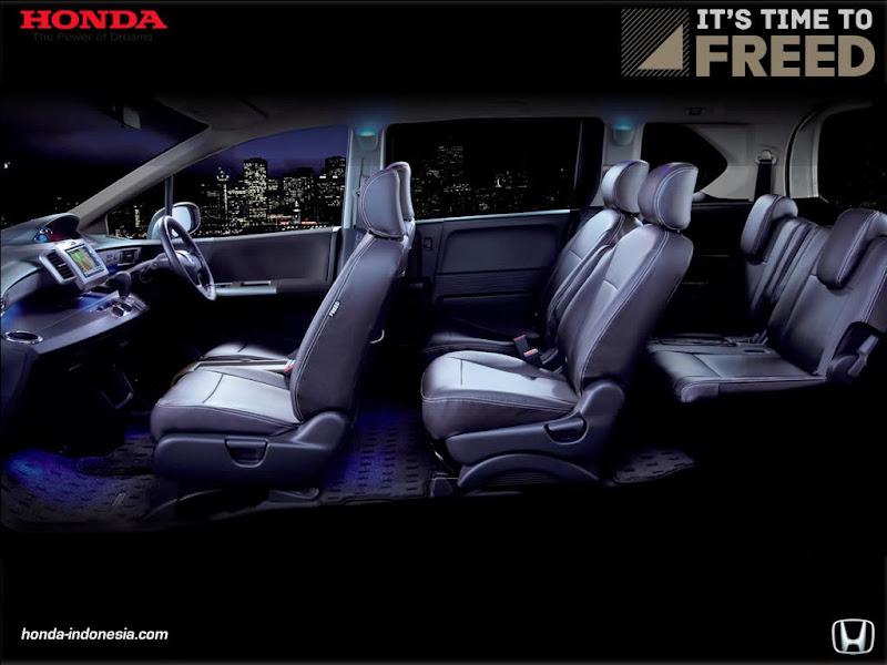 seputar otomotif indonesia kali ini dari mobil Honda Freed New 2014  title=