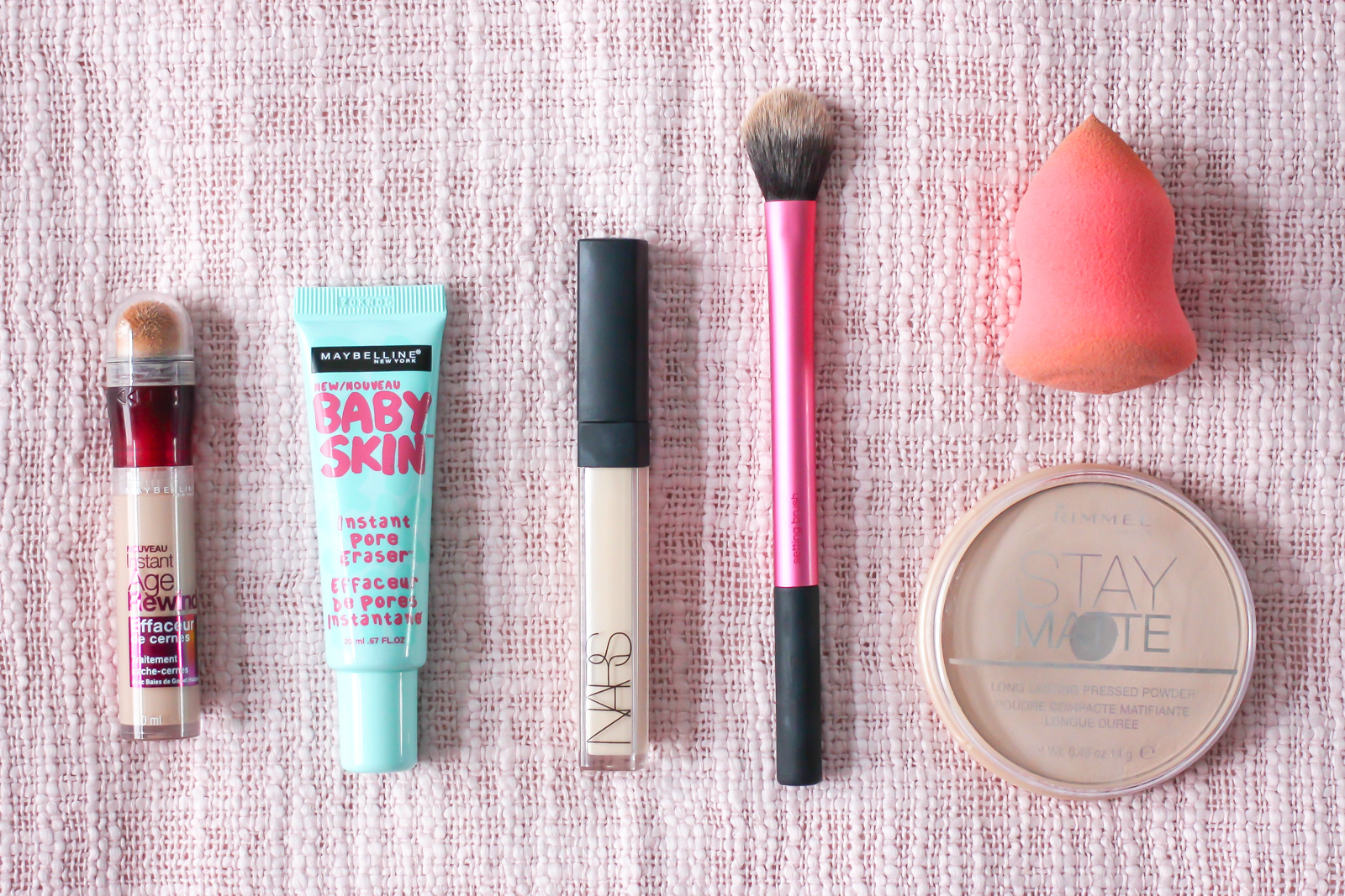 How To Conceal Blemishes And Dark Circles | A Girl, Obsessed