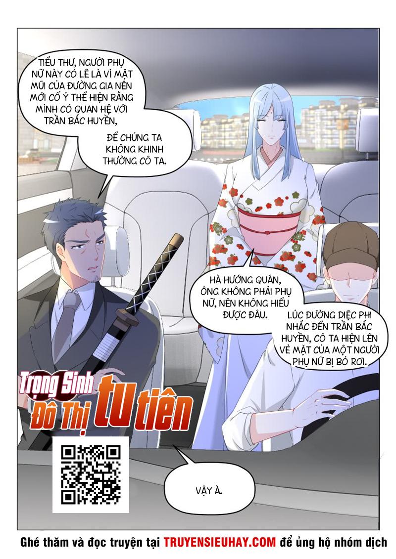 Trọng Sinh Đô Thị Tu Tiên Chap 178 page 5