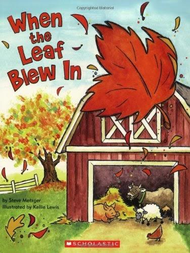 http://www.amazon.com/When-Leaf-Blew-Steve-Metzger/dp/0545112818/ref=sr_1_1?ie=UTF8&qid=1443743293&sr=8-1&keywords=when+the+leaf+blew+in