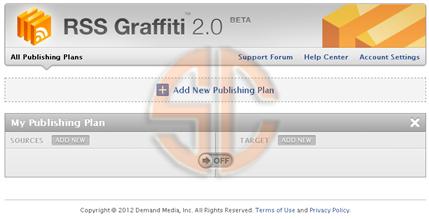 Cara Posting Artikel Otomatis ke Facebook Menggunakan RSS Graffiti