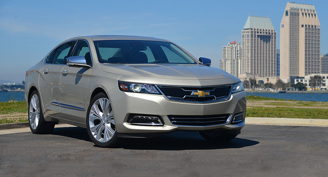 2014 Chevrolet Impala Production Begins