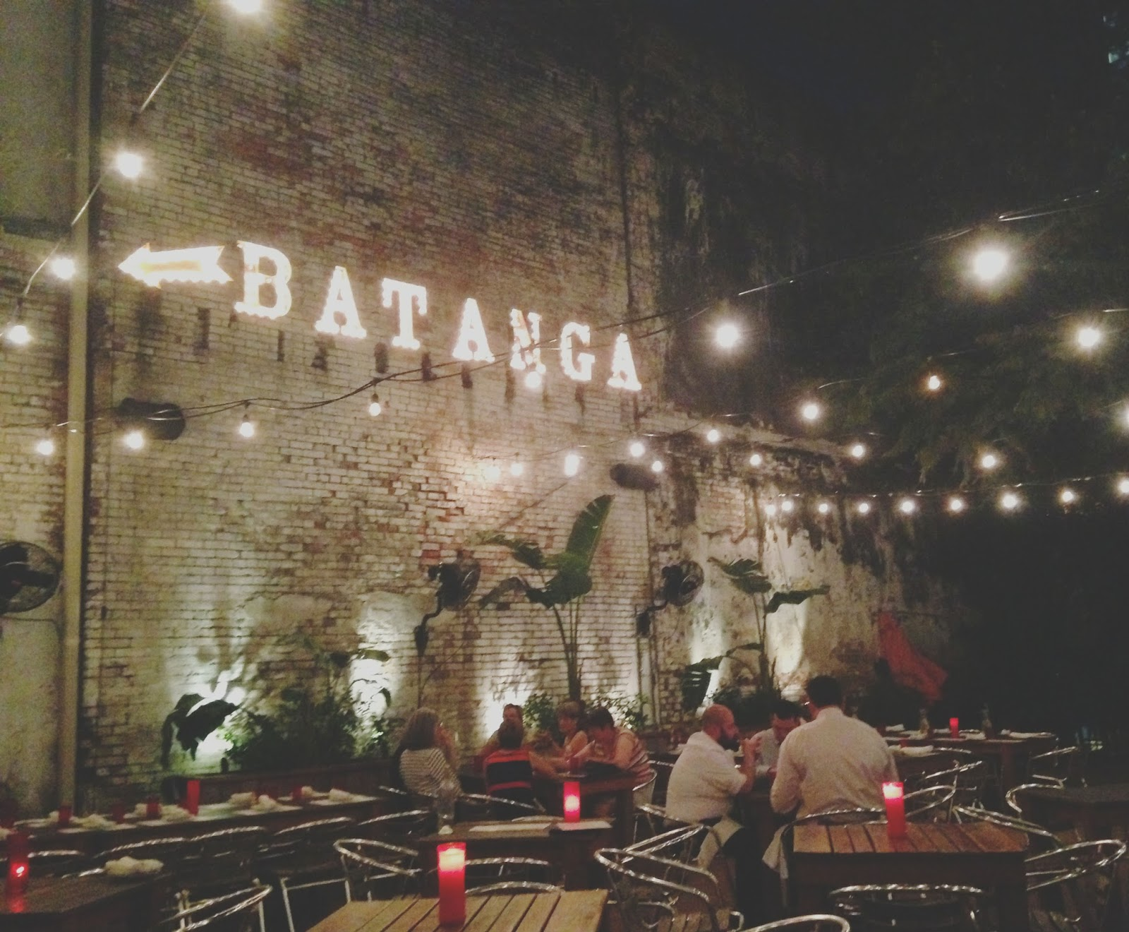 houston food - batanga patio