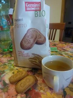 e se non ho tempo di fare i biscotti c'è germinal