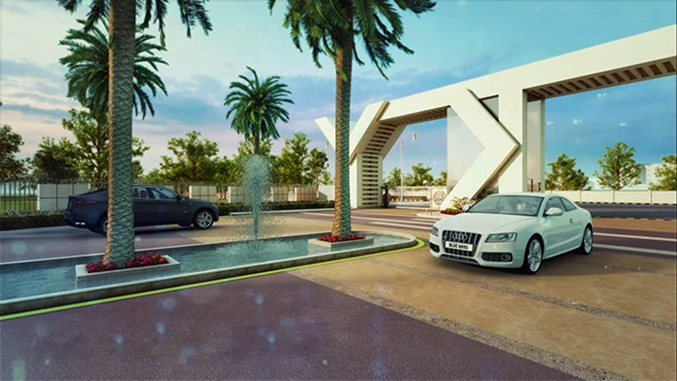 Buy Luxurious Apartments with SHRI Radha SkyGardens Noida Extension