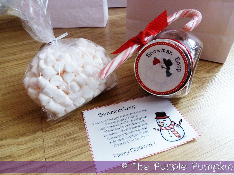 Snowman Soup Ii The Purple Pumpkin Blog