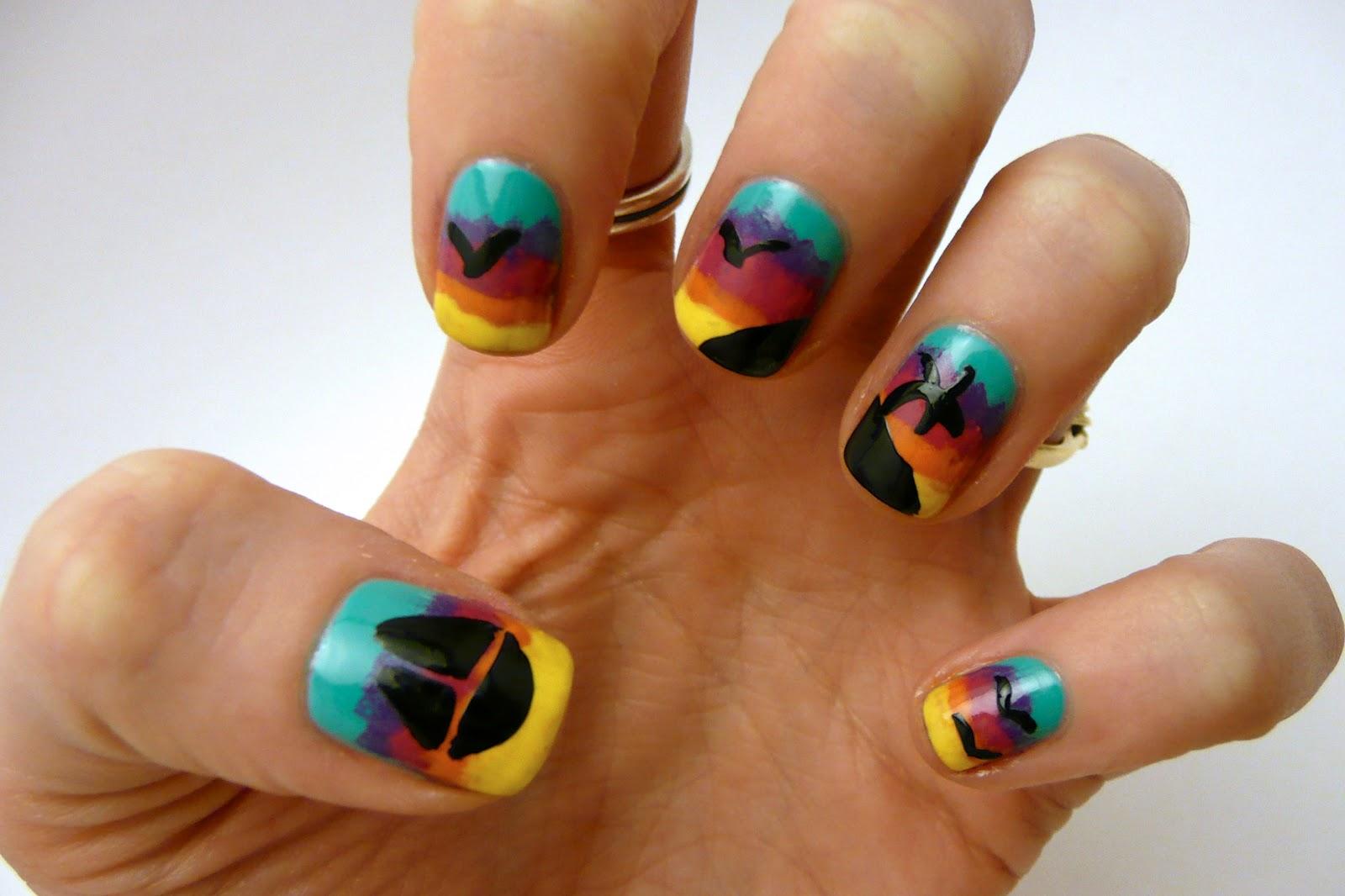 Casa De Polish Florida Nails