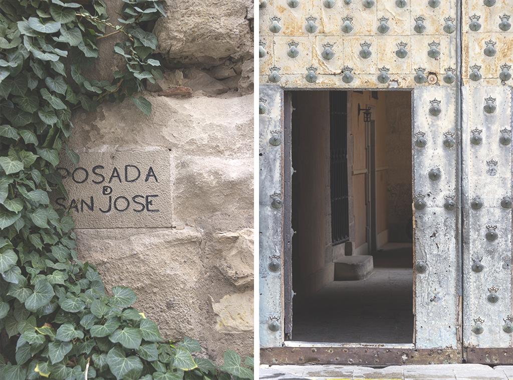 Fotografía centro histórico Posada San José Cuenca