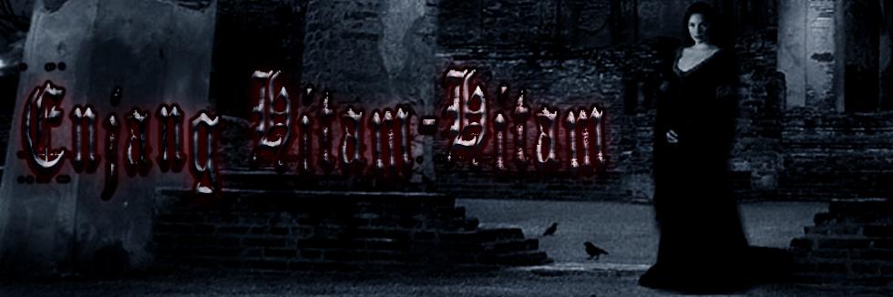 ENJANG HITAM - HITAM