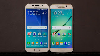 Samsung Galaxy S6 Edge Plus di Lazada.co.id - obs