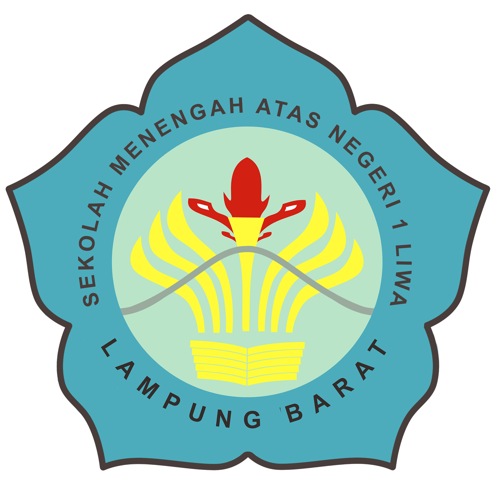 Logo SMAN 1 Liwa