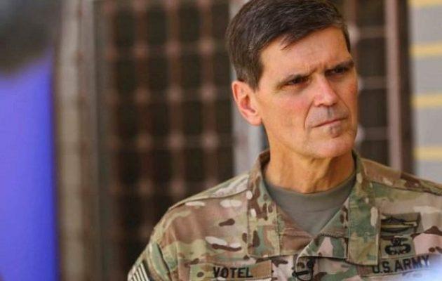 Αυτοί σας δουλεύουν καλα!!!Στρατηγός Βότελ: Ο Ερντογάν να συμμετάσχη στη μάχη κατά του ISIS!!