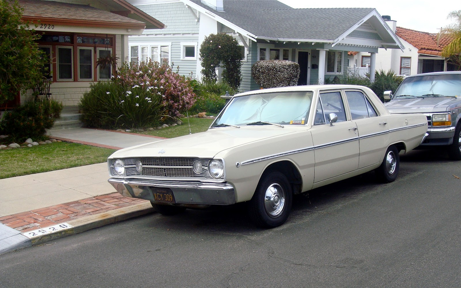 THE STREET PEEP: 1968 Dodge Dart 270 Sedan