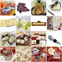 Fall Wedding Favor Ideas