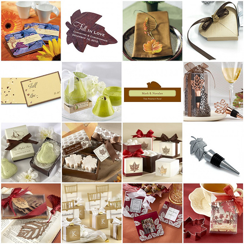 Wedding Edible Favors