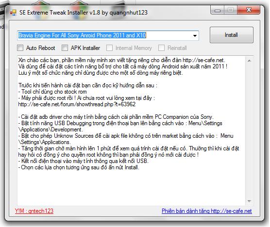 Adb Drivers Xperia Arc S