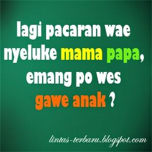 Kata Kata Bijak Lucu Bahasa Jawa Ngoko | Search Results | Calendar ...