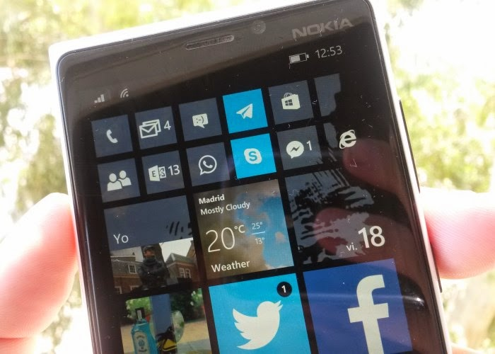 Windows Phone 8.1 2014