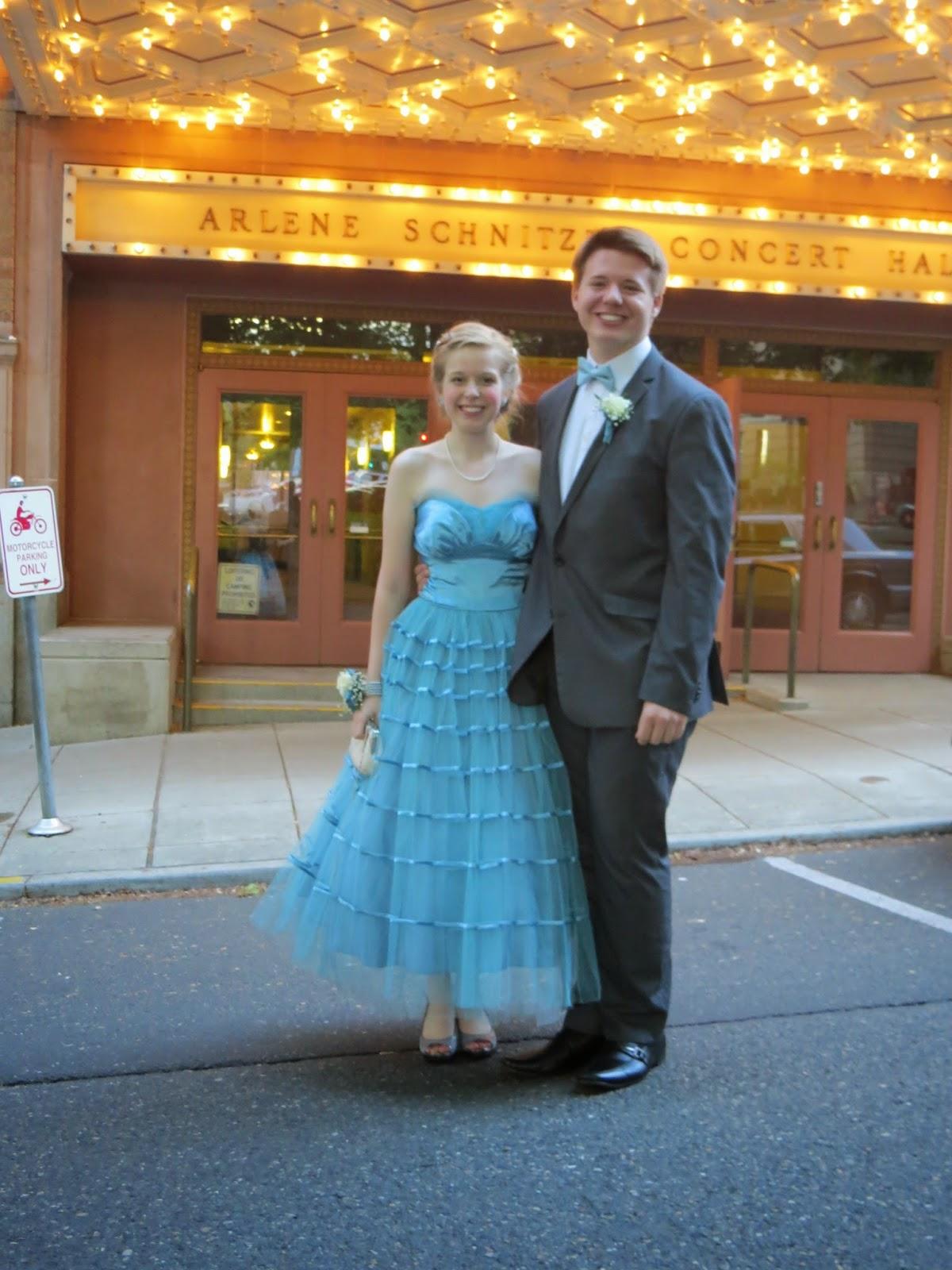 Xtabay Vintage Clothing Boutique - Portland, Oregon: Prom Season ...