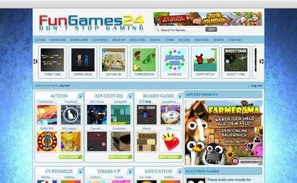 Make Arcade Games Website Script