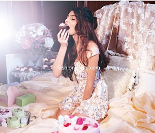 Sonam Kapoor's Sizzling hot Photo Shoot for Shehla Khan.