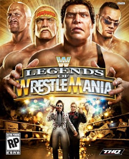WWE Legends of WrestleMania Free Download