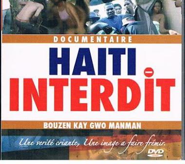 haiti interdit - KAY GRO MANMAN