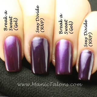 Essie Comparison
