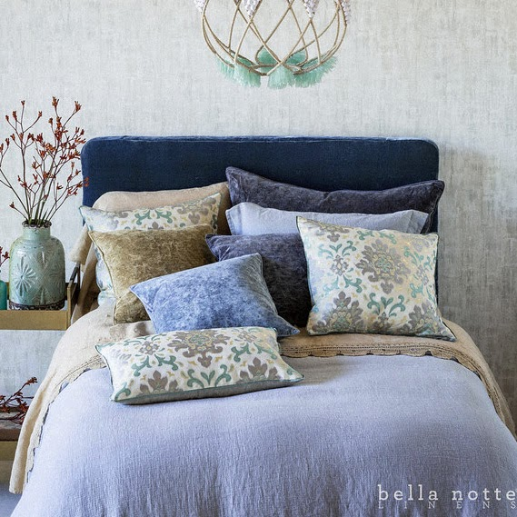 lavender fields a lifestyle store layering your bedding how to get these looks. Black Bedroom Furniture Sets. Home Design Ideas