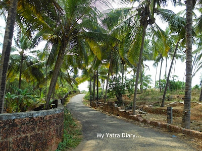 Village trail of Kannur, Kerala