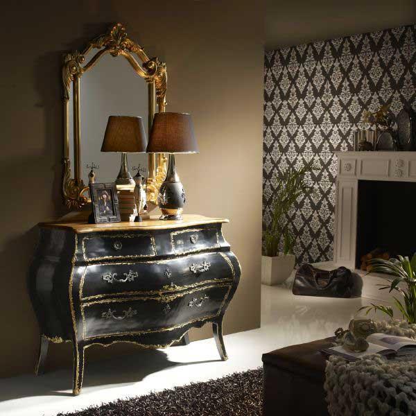 La web de la decoracion y el mueble en la red muebles for Decoracion con espejos antiguos