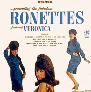 THE RONETTES - Presenting The Fabulous Ronettes (1964)