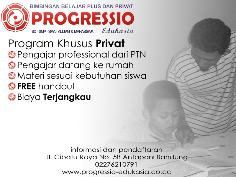 Progressio Edukasia Official Blog